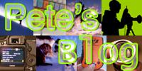 Pete's Blog
